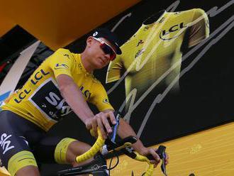 Tour de France prišla o veľkého favorita, Christopher Froome sa v príprave nepríjemne zranil