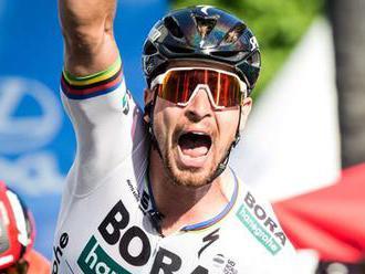 Sagan vyhral tretiu etapu Okolo Švajčiarska, je lídrom pretekov a vedie aj bodovačku