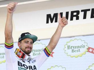 Video: Umelec na pretekárskom bicykli, píšu Švajčiari o Saganovom rekordnom triumfe