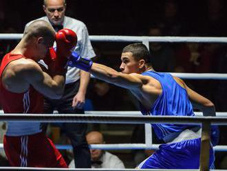 Slovenský boxer Csemez má na európskych hrách v Minsku istotu medaily, nádej má aj Strnisko