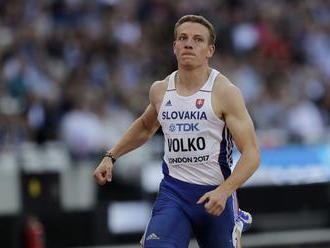 Slovenskí atléti napriek skvelému Volkovi na európskych hrách v Minsku v tímovej súťaži skončili