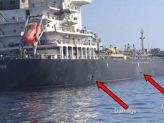 Británia sa pridala k USA: Za útokom na tankery je takmer určite Irán