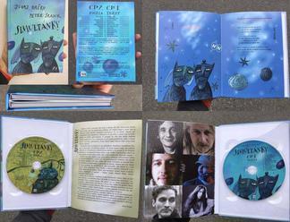 Autorská dvojica Juraj Haško a Peter Šrank vydáva viacvrstvový album Simultánky