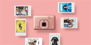 Fujifilm instax mini LiPlay   – hybrid medzi instantnými fotoaparátmi