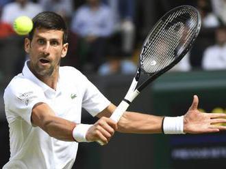 Video: Djokovič po šiesty raz v kariére postúpil do finále Wimbledonu, Bautista-Agut mu vzal len set
