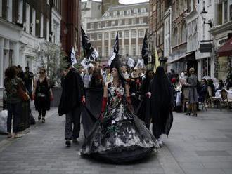 Pred súd sa postavia stovky aktivistov Extinction Rebellion, môžu za to protesty v Londýne