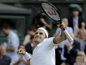 Video: Nadal prehral duel velikánov, do finále Wimbledonu postúpil Federer