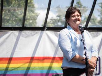 Patakyová na Dúhovom Pride upozorní, že treba hľadať riešenia pre dôstojný život homosexuálnych páro