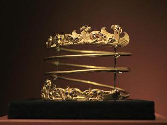 Holandské múzeum si požičalo z Krymu vzácne artefakty, na poklad si robí nárok aj Ukrajina