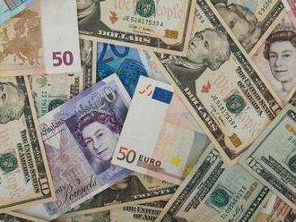 Americký dolár vo štvrtok oslabil oproti japonskému jenu