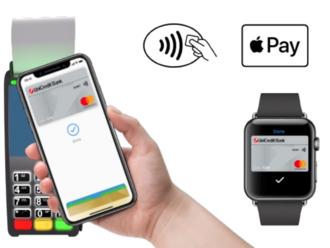 Apple Pay nově podporuje i UniCredit Bank