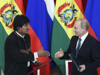 Rusko staví v Bolívii jaderné středisko 4000 metrů nad mořem