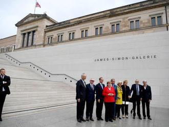 Na Muzejním ostrově je otevřena Galerie Jamese Simona