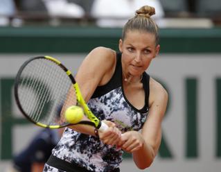 Kristýna Plíšková se po pěti letech dočkala deblového titulu