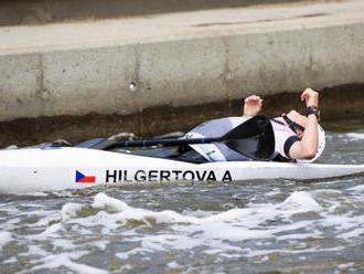 Mladí vodní slalomáři zakončili MSJ dalšími třemi medailemi
