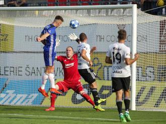 Nešpor rozhodl o výhře fotbalistů Olomouce nad Zlínem 1:0