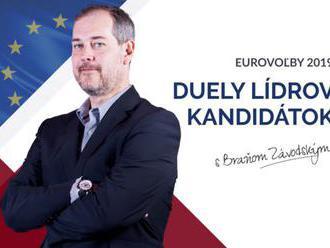 Rádio Expres prinesie špeciálne duely lídrov kandidátok do Europarlamentu