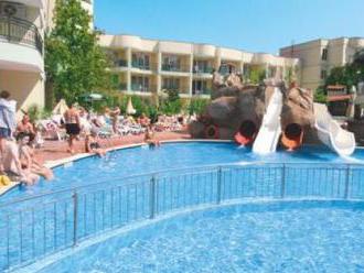 Bulharsko: Zájazd s ubytovaním v hoteli Sunny Day na Slnečnom pobreží