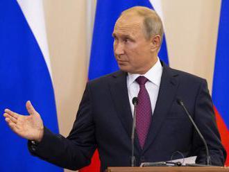 Putin: O Ukrajine budeme rokovať po vytvorení novej vlády v Kyjeve