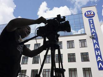 OBSE odsúdila útok na budovu súkromnej televízie v Kyjeve