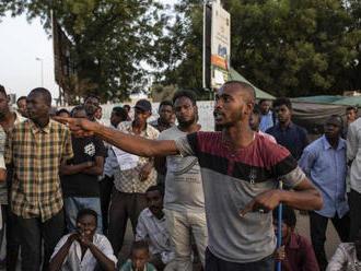 V Sudáne sa konali ďalšie protesty