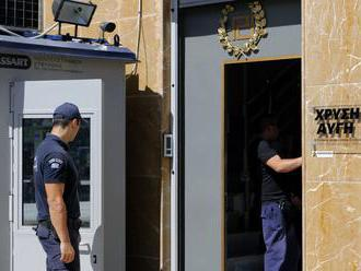 Grécku neonacistickú strany Zlatý úsvit opúšťa jej vplyvný člen