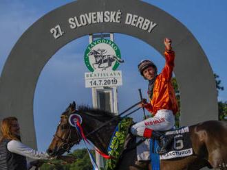 Víťazom Slovenského derby hnedák Arcturus s džokejom Šmidom