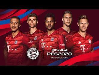 FC Bayern novým licencovaným týmem v PES 2020