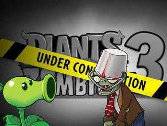 V Google Play se bez varování objevilo třetí pokračování Plants Vs. Zombies