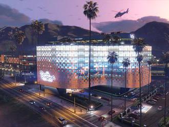 Za pár dnů se v GTA Online otevře luxusní kasino