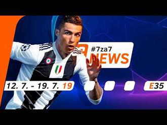 Zing.NEWS: 100 her za 15€, FIFA 20 bez Juventusu, Casino v GTA Online