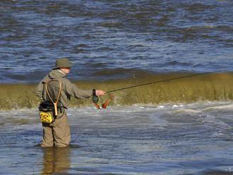 Na brehu Váhu našiel rybár železné polotovary z doby železnej