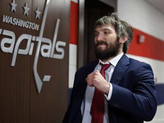 NHL: Ovečkin predstaví v auguste zámorskú súťaž v Číne