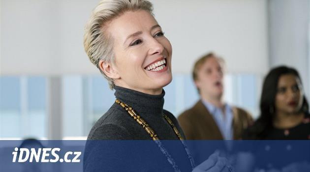 RECENZE: Komedie Late Night páchá na Emmě Thompsonové atentát - iDNES.cz