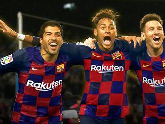 Primera Division - TOP 4 varianty, jak by mohla Barcelona přeci jen získat Neymara - FotbalPortal.cz