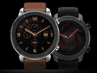 Xiaomi Amazfit GTR jsou hodinky s luxusním designem a výdrží 24 dní - SvetAndroida.cz