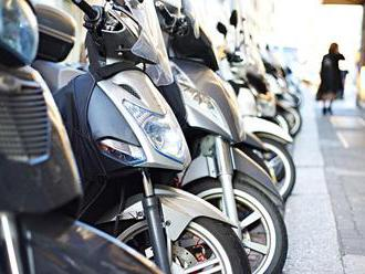 Ako vybrať motocyklové pneumatiky na skúter alebo moped?