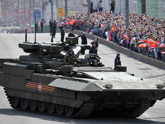 Těžké bojové vozidlo pěchoty T-15 Armata získá silnější kanón