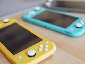 Nintendo oznámilo odlehčenou verzi Switch: Ryze handheld o pár tisíc levnější