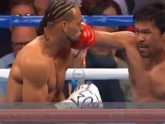 A 40 éves Manny Pacquiao megverte a veretlent