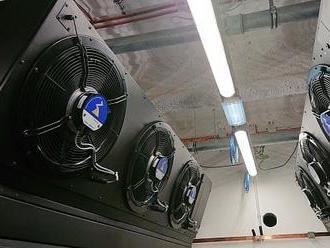 Stavíme privátní datový sál: teplo je třeba uchladit