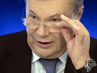 Súdny dvor EÚ zrušil sankcie voči Janukovyčovi