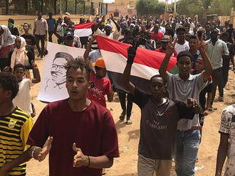 V Sudáne sa konali ďalšie protesty, pripomenuli si 40 dní od násilností polície