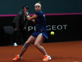 Kučová si nezahrá hlavnú súťaž turnaja WTA v Lausanne