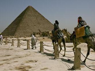 Prvý raz od šesťdesiatych rokov otvorili dve z najstarších pyramíd