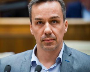 Erik Tomáš: Slovenská opozícia žije vylučovaním. Úplný strop v tom dosiahol Kiska