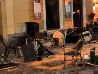 Nie je možné, aby chuligáni vyčíňali v centre Bratislavy desať minút, hovorí odborník