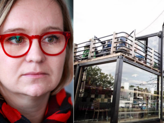 Prípad Dany Kleinert: Má vo Vallovom plánovacom inštitúte pracovať človek s problémovou stavbou?
