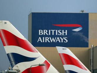 British Airways jsou první velkou obětí GDPR