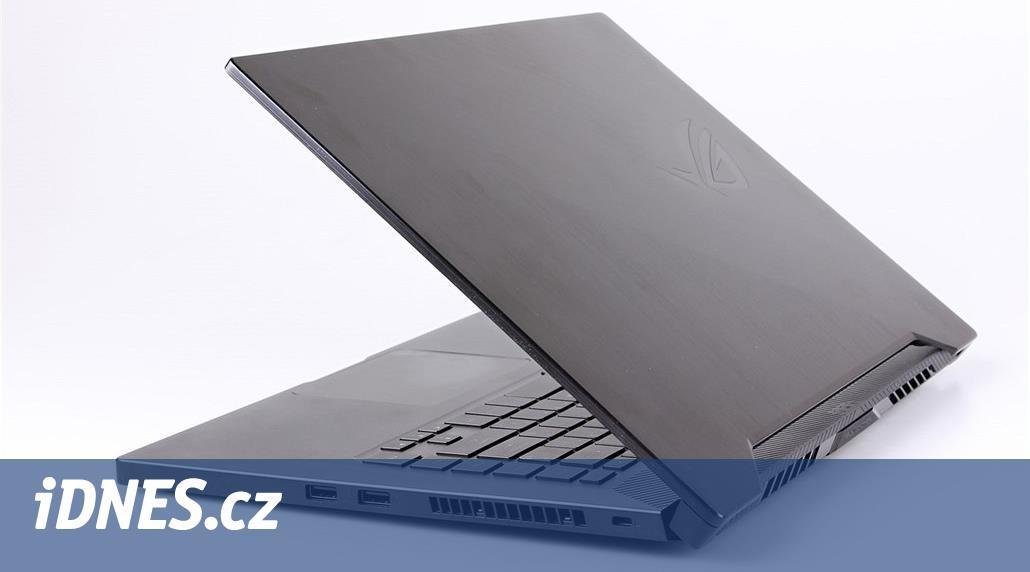 Výkon za dobré peníze: kombinace čipů AMD a Nvidia v pěkném notebooku